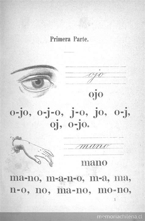 ejercicios preparatorios de la escritura primera parte ojo mano memoria chilena