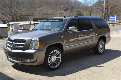 how things work cars 2010 cadillac escalade esv electronic valve timing 2010 cadillac escalade esv pictures information and specs auto database com