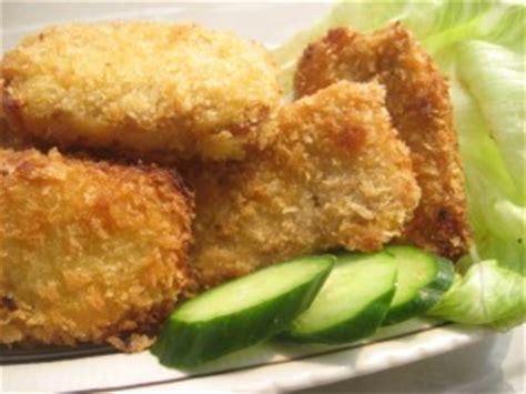cara membuat nugget ayam jamur cara membuat nugget jamur tiram gurih lezat sajian bunda