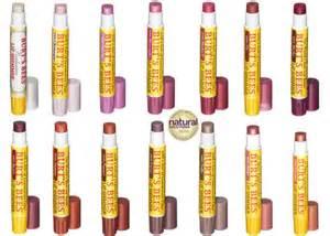 burts bees lip color get it burt s bee lip care