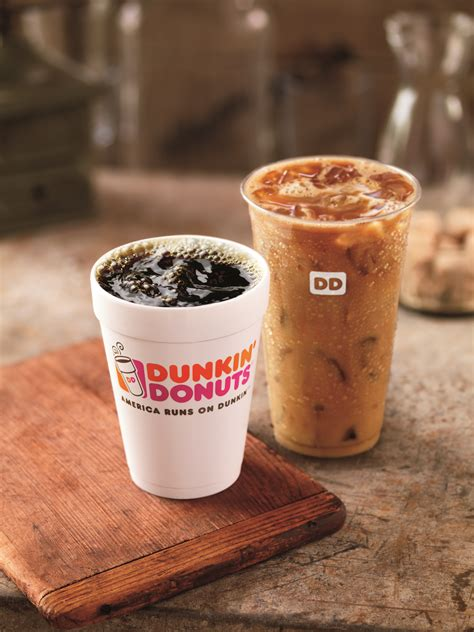 Iced Coffee Dunkin Donuts 10 brand names dunkin donuts a winning