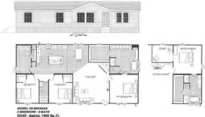 3 bedroom modular home floor plans 3 bedroom floor plan the graff b 6698 hawks homes