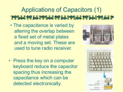 capacitor computer keyboard 3 3 capacitors