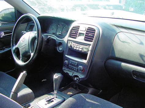 2003 hyundai sonata used parts stock 003270