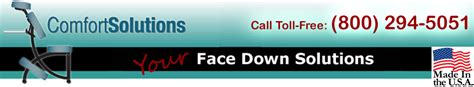 comfort solutions face down face down solutions facedownrental vitrectomy recovery