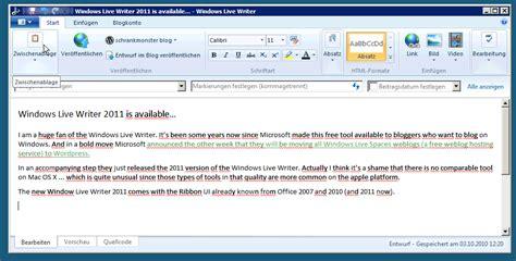 membuat blog secara offline windows live writer permudah update blog secara offline