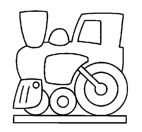 imagenes para colorear un tren dibujo de tren para colorear dibujos net