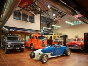 Garage Designs With Living Space Above peek inside an incredible car collector s garage in seattle