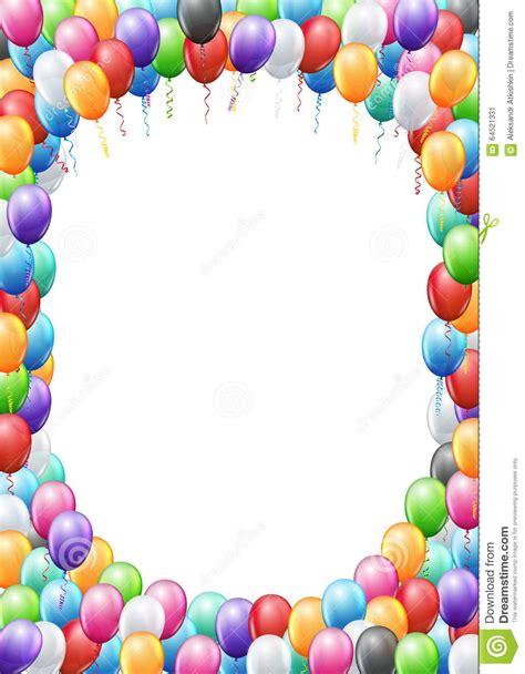 Balloons template targer golden dragon co