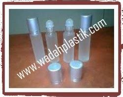 Botol Sprey Milagros 100 Ml wadah plastik kosmetik botol spray roll on