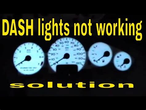 manual repair autos 2003 chrysler sebring instrument cluster replacing light bulbs on chrysler instrument panel how to make do everything