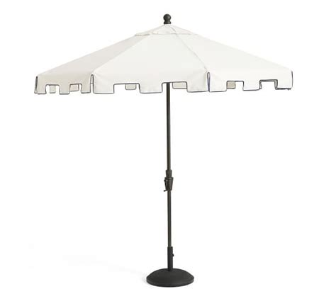 pottery barn patio umbrella market umbrella pottery barn