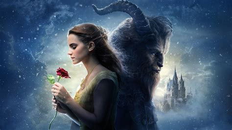beauty and the beast 2017 beauty and the beast wallpapers hd wallpapers id
