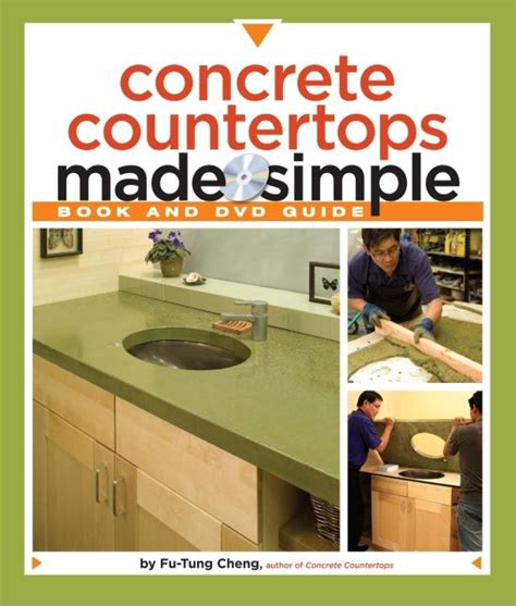 concrete countertops made simple step by step cheap countertops bath find countertops bath deals on