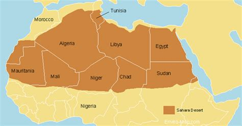 deserts of africa map africa travel guide and travel info tourist