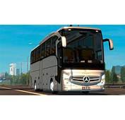 MERCEDES BENZ TRAVEGO 2017 V45 128X BUS MOD  ETS2 Mod