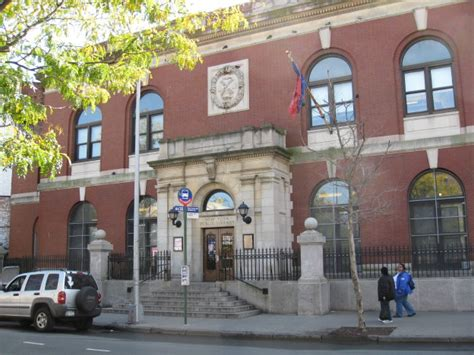 morrisania section of the bronx new york city s libraries historic districts council s