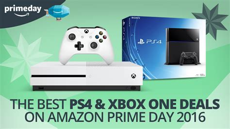 amazon prime day 2017 us best ps4 xbox one and game the best amazon prime day ps4 and xbox one deals techradar