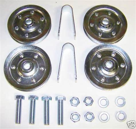 garage door pulley wheel garage door pulleys