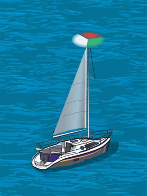 boat navigation lights rules canada sailboat lights at night www lightneasy net