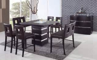 Modern dinette sets and chairs contemporary dining tables miami