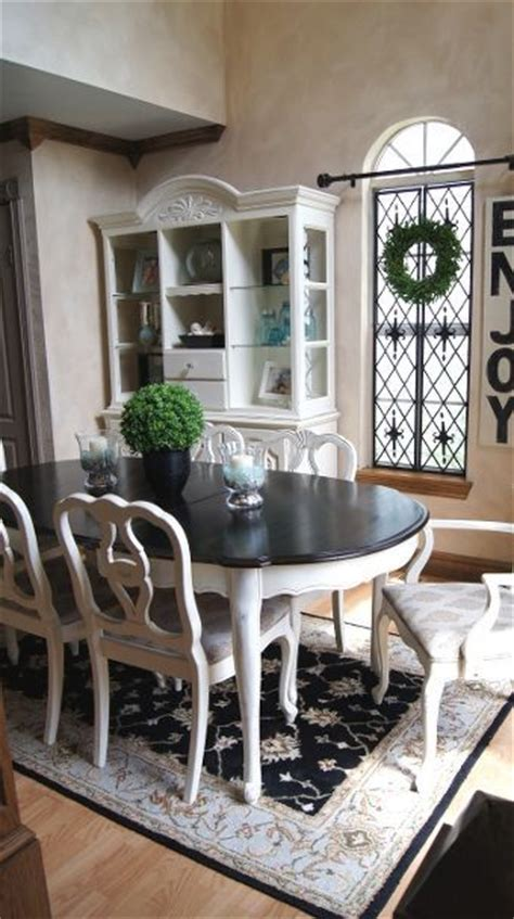 painted dining room chairs best 25 dining room decorating ideas on pinterest