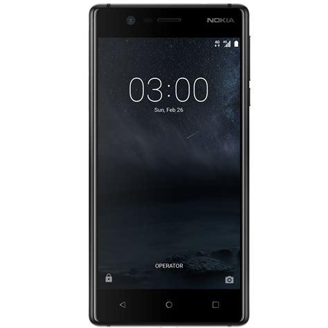 Nokia Ram 2gb telefon mobil dual sim nokia 3 16gb 2gb ram matte black world comm the phone warehouse