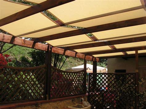 strutture per gazebo copertura teli incrociati per gazebo strutture per