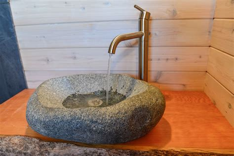 how to carve a sink in 4 hours installation