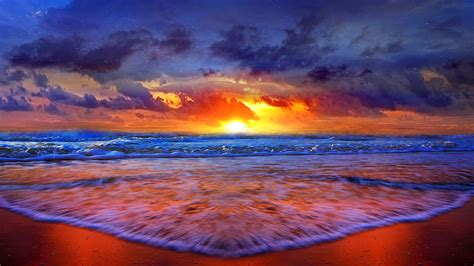 untamed sunset in the caribbean hd wallpaper hd wallpapers 29 amazing hd and qhd sunset wallpapers