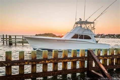 custom carolina omie tillet sportsman power boat  sale wwwyachtworldcom