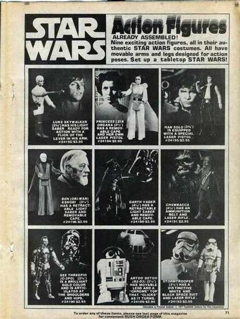 figure ad 17 best images about wars vintage ads on
