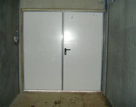 mse portes de laiterie ext 233 rieures encadrement inox panneaux sandwich portes