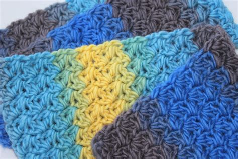Handmade Wool Scarves - wrap and tuck cowl scarf kaleidoscope blue river