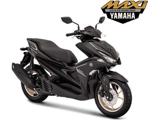yamaha aerox  vva  version spesifikasi lengkap