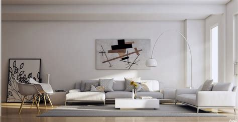 modern living room wall decor 25 tasteful living rooms