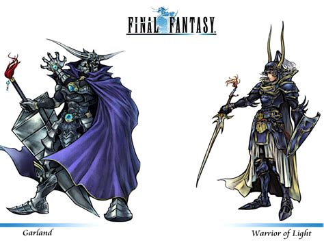 anime final fantasy 1 final fantasy i by shirotagachi on deviantart