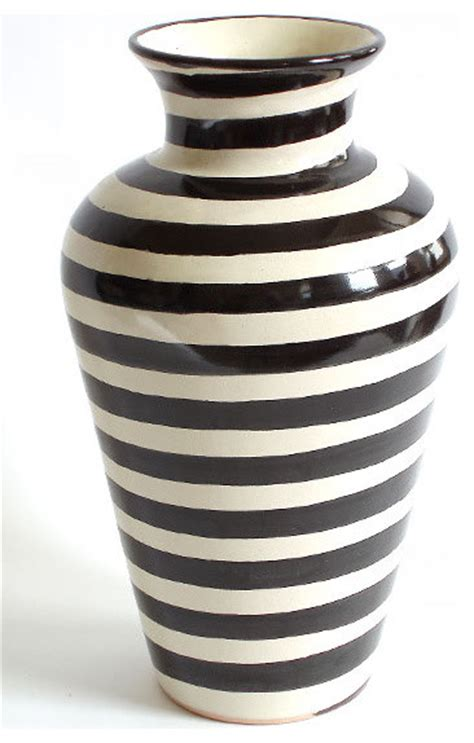 Zebra Print Vases by Zebra Vase Especial Vases By Emilia