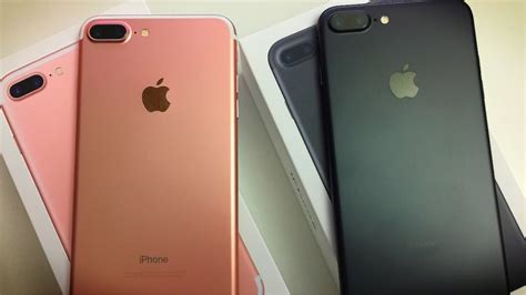 iphone   unboxing review matte black rose gold gold youtube