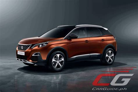 peugeot philippines peugeot philippines brings in diesel powered 3008 gt line