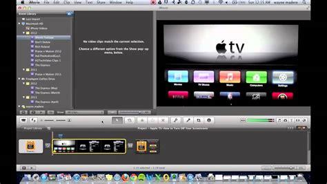 imovie tutorial beginner imovie for beginners h2techvideos youtube