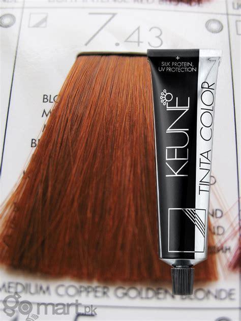 medium copper blonde hair color keune tinta color medium copper golden blonde 7 43 hair