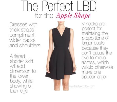 Blog   Tips to Find the Best LBD for Your Body Shape