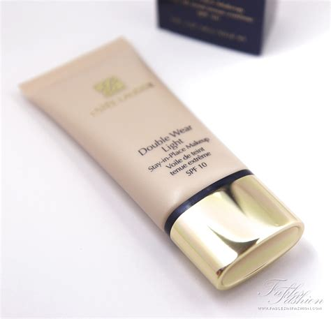 estee lauder double wear light swatches full coverage light foundation images