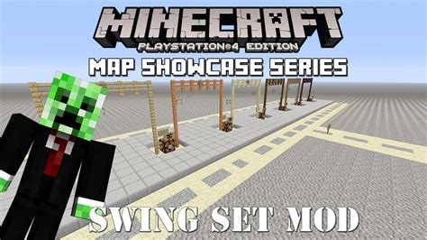 swing minecraft minecraft ps3 mods swing set mod