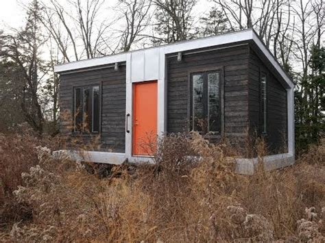 How To Find Blueprints Of Your House by This Modern 227 Square Foot Charles Eames Style Tiny House