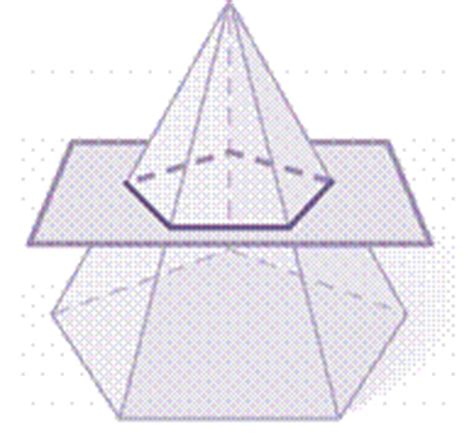 cross section of a triangular pyramid online tutoring math english science tutoring sat