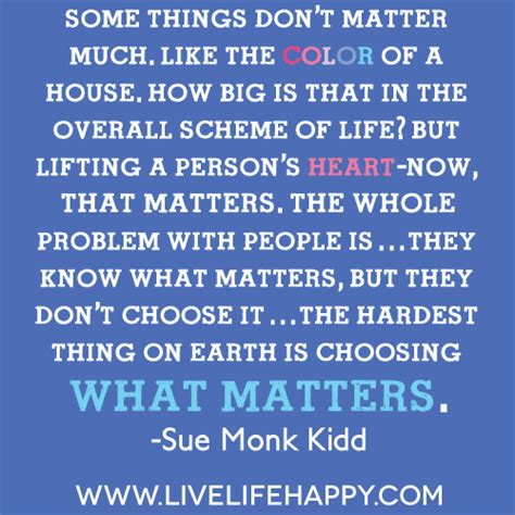 matters matter what matters in quotes quotes