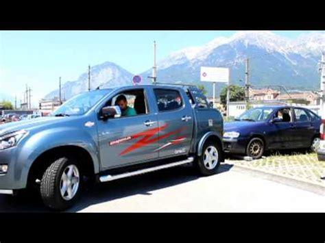 M A S Motorradzubeh R Gmbh by Abs24 Gmbh O M A R S Austria Isuzu D Max 2013 Youtube