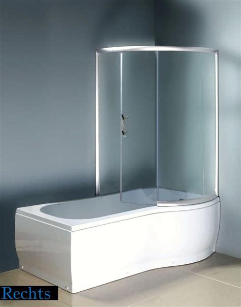 Badewanne Mit Duschwand by Badewanne Mit Duschzone Komplett Gispatcher